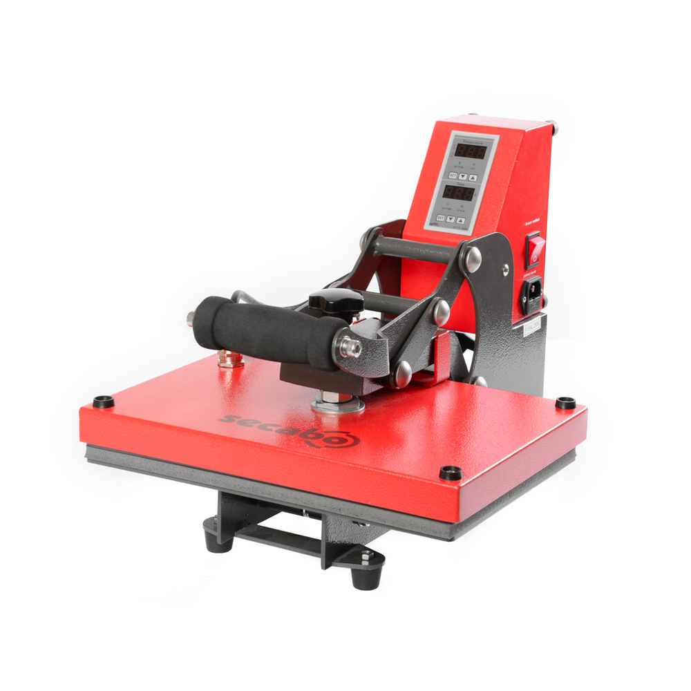 Secabo TC2 heat press 23cm x 33cm