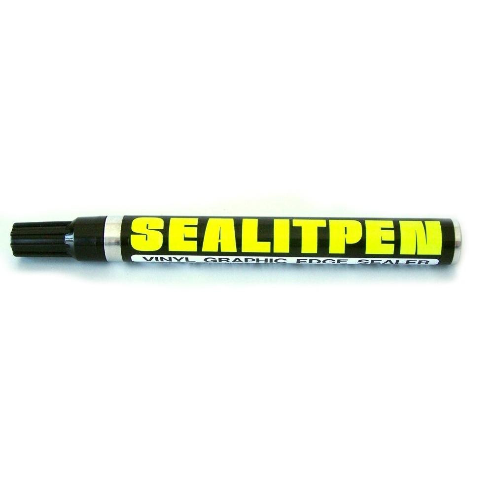 Sealitpen for edge-sealing of vinyl applications