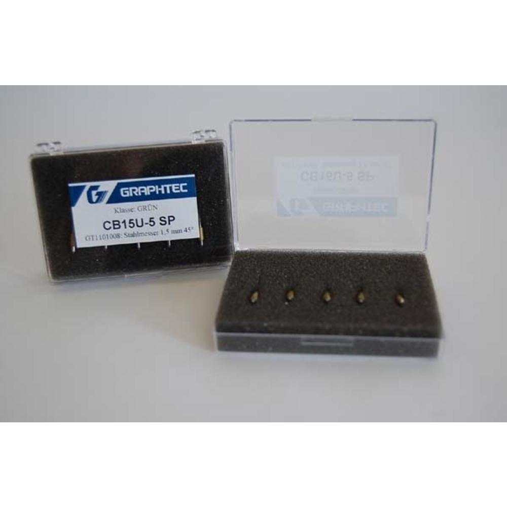 5 Schleppmesser klein für Graphtec CB15U-5 SP orig
