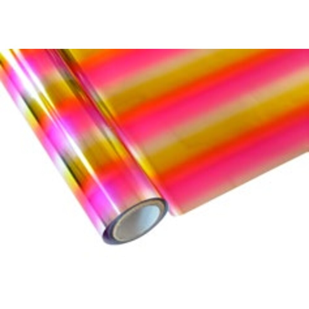Hot Stamping Foil MCAA05 Multi Bars Pink 30cmx12m