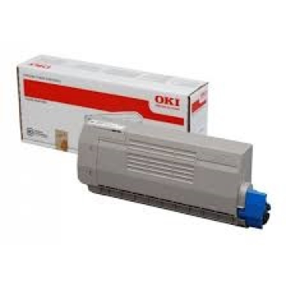 Toner White OKI Pro8432WT Drucker