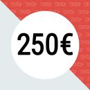 YOW! Einkaufsgutschein im Wert von 250 EUR