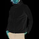 Hooded Softshell / Men
