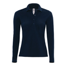 Polo Safran Pure Longsleeve / Women