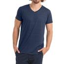 T-shirt à col V Triblend T-shirt /Hommes