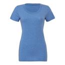 Triblend Crew Neck T-Shirt Woman