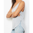 Women´s Flowy Side Slit Tank