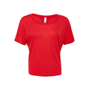 Flowy Open Back T-Shirt