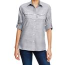 Ladies Woven Texture Shirt