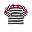 Baby Stripy Long Sleeve T