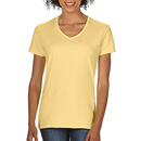 Ladies´ Midweight V-Neck Tee