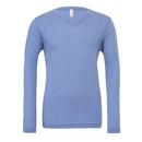 Unisex Jersey Long Sleeve V-Neck T-Shirt
