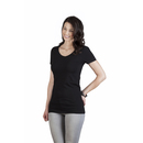 Women´s Slim Fit V-Neck-T Long