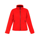 Womens Softshell Jacket C+