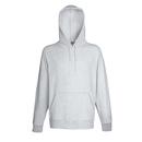 Lightweight hooded sweat