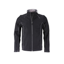 Men`s Zip-Off Softshell Jacket