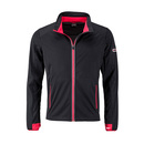 Men`s Sports Soft Shell Jacket