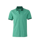Heather Polo Hommes