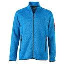Men`s Knitted Fleece Jacket