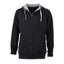 Men´s Lifestyle Zip-Hoody