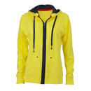 Ladies´ Urban Hooded Sweat Jacket