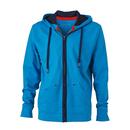 Men´s Urban Hooded Sweat Jacket
