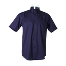 Men's corporate Oxford shirt short sleeve