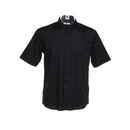 Men´s Bar Shirt Mandarin-Collar Shortsleeve