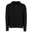 Klassic Hooded Zipped Jacket Superwash 60° Long Sleeve