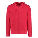 Veste Classique à capuche Zipped Jacket Superwash 60° manches longues