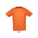 Mens Raglan Sleeves T Sporty