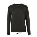 Mens V Neck Sweater Galaxy