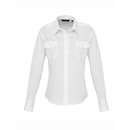 Ladies Long Sleeve Pilot Shirt