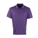 Mens Coolchecker Piqué Polo