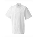 Essential Short Sleeve Boss Jacket?