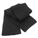 Écharpe en tricot épais