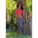 Fitness Womens Capri Pant