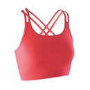Fitness Womens Crop Top