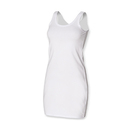 Ladies stretch vest dress
