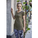 Ladies Fashion Stretch Tee Extra Lenght