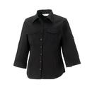 Ladies´ Roll 3/4 Sleeve Twill Shirt