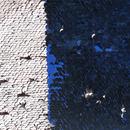 Set Pailletten Patches für Sublimation und Applikation auf Textilien (rot, blau, silber, gold)
