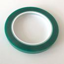 Ruban thermique transparent vert - 10mmx66m