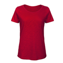 Inspire Slub Camiseta de mujer
