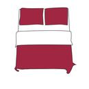 Pillow Case - 80 x 80 cm