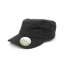 Organic Cotton Army Cap washed