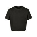 Camiseta de jersey corta para niñas