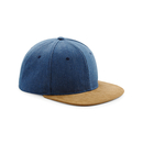Suede Pic Snapback