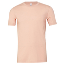 Camiseta de manga corta de jersey Triblend para jóvenes