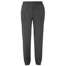 Pantaloni da jogging classici con polsini elasticizzati